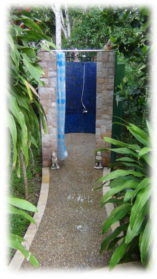 Pool Shower   For Sale - Thailand Home